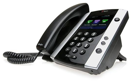 Telehop Polycom VVX 500
